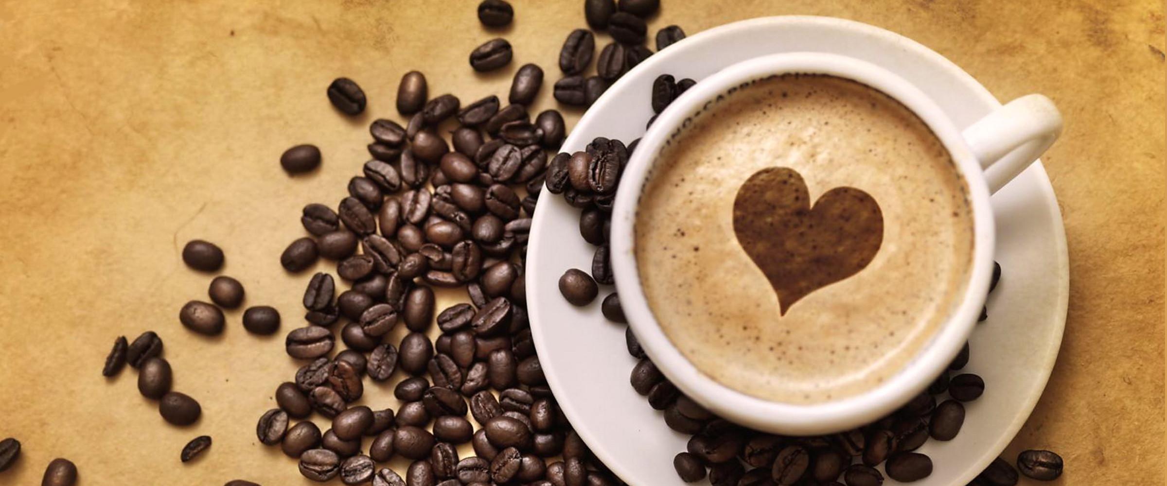 Un caffè con arte, grazie.