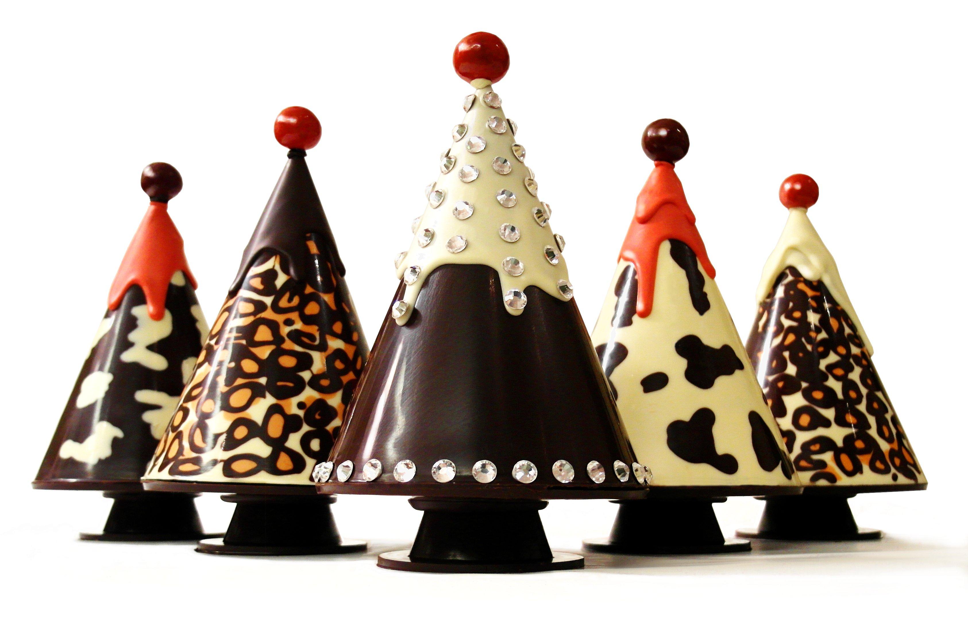 Coso su Soggetti e Idee per un Natale di Cioccolato - La ...
