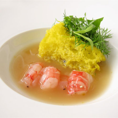 Corso sulla Cucina Creativa dei Crostacei
