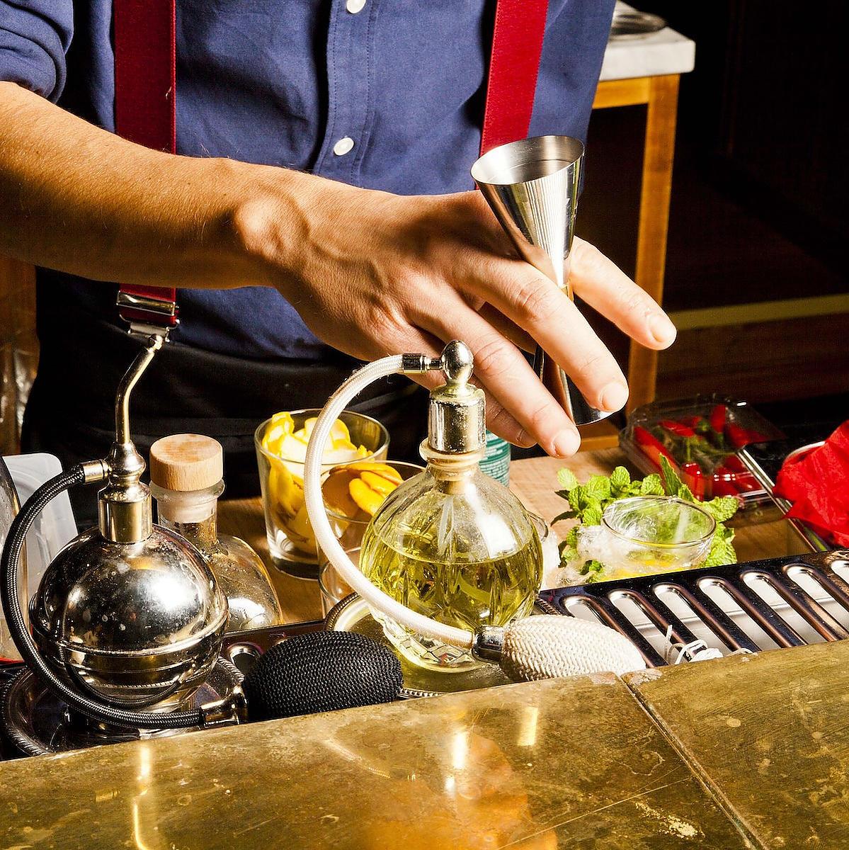 Corso di barman 2 level miscelazione avanzata la - La cucina italiana corsi ...